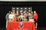 College Signing Ceremony April 2018