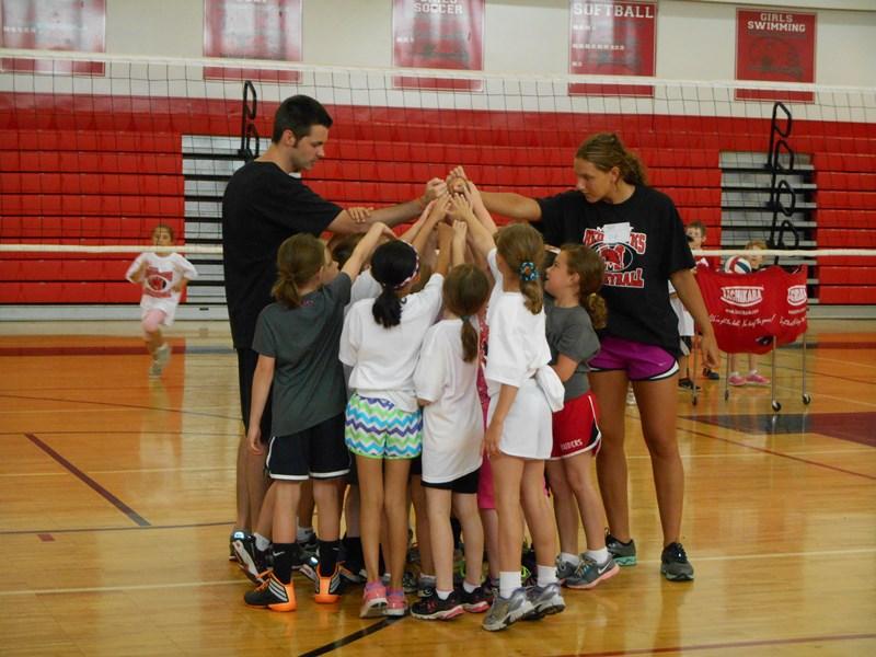 Summer Camp - Athletics | Marist High School
