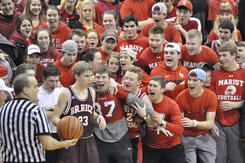 Alumni social to be held for Marist/Rice basketball game ...