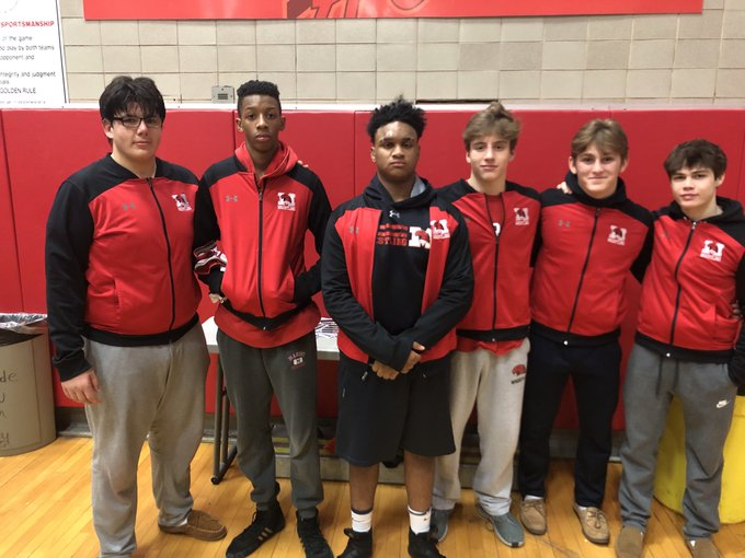 2020_Marist_Wresting_Individual_State_Qualifiers