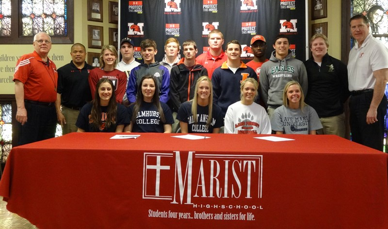 2015_Marist_Spring_Signings