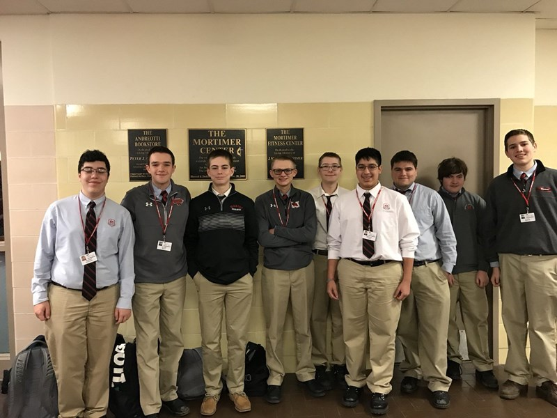 2017-18_Marist_chess_team