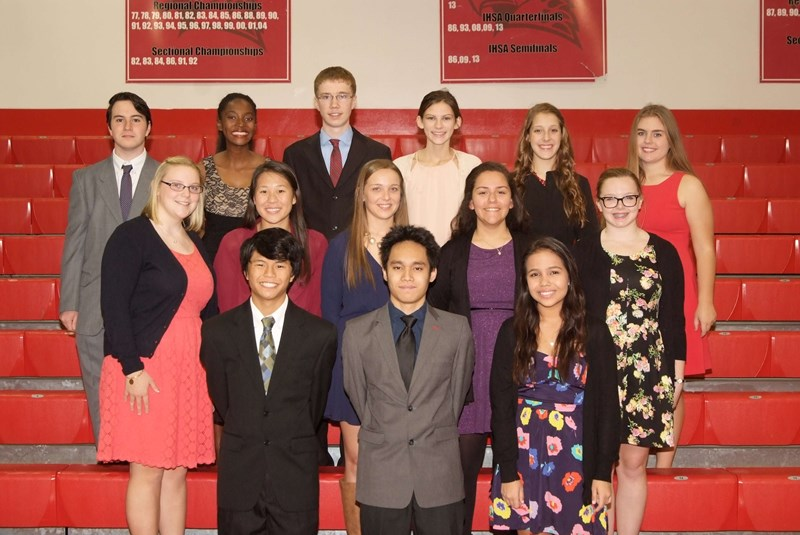 Marist_French_Honor_Society_2015
